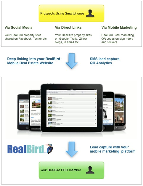 SMS Text Message Real Estate Marketing